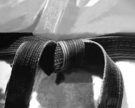 Savoir nouer sa ceinture
