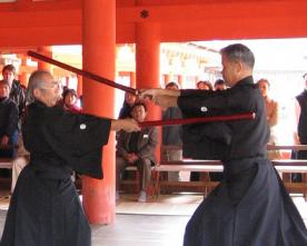 Les débuts de l'école Yagyû Shinkage ryû
