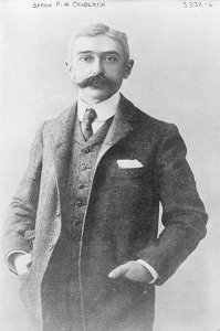 Baron-Pierre-de-Coubertin