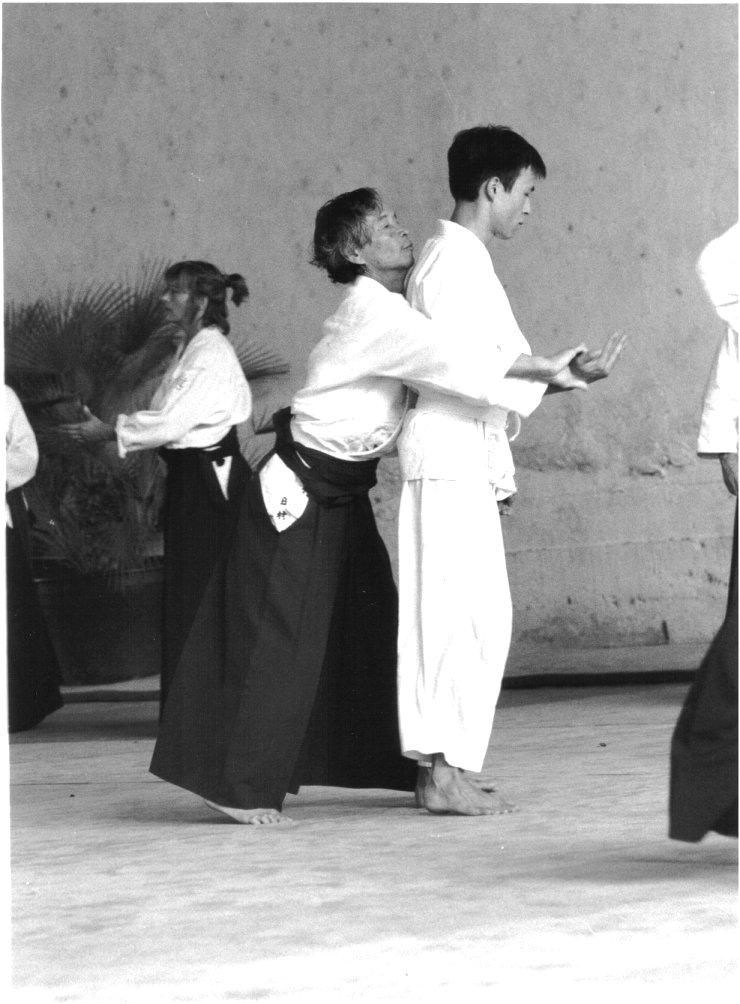 Gil-et-Tamura-Sensei---La-Colle-sur-Loup-en-98