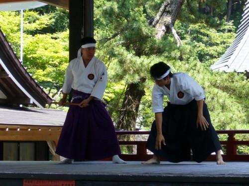 Hanbo-jutsu