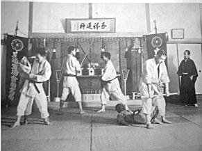 Kukishin-ryu-Takamikura-dojo