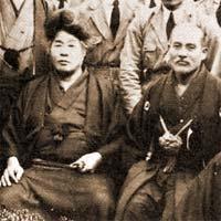 Onisaburo_Deguchi_et_OSensei