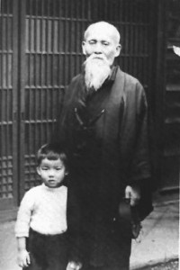 Osensei-et-petit-fils-Moriteru