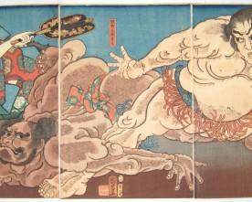 Classification des arts martiaux japonais