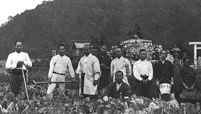Ueshiba-pionnier-hokkaido