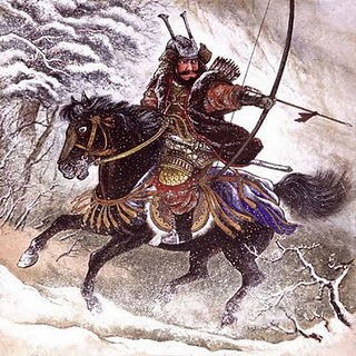bushi-archer-cavalier