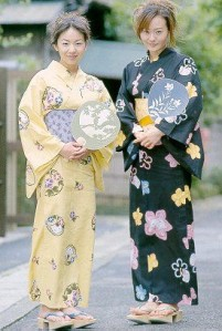 japonaises-kimono