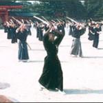 kenjutsu-suburi