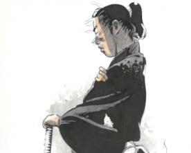 BD : Kogaratsu ou les errances du guerrier