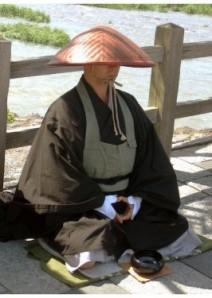 moine-bouddhiste-japonais