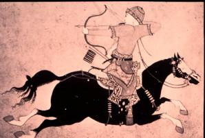 mongol-tir-arc-cheval