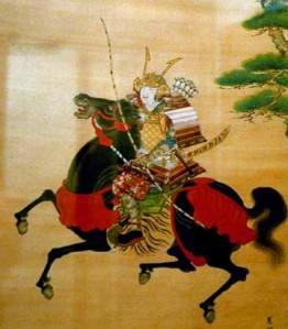 samourai-armure-cheval