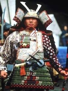 samurai-en-armure