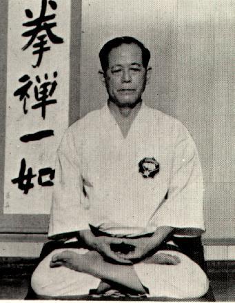 shorin-ryu-zazen