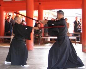 Bujutsu et shinbudo – 1 : l'évolution du sens du kata