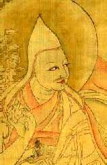 Dalai lama Lozang Gyatso