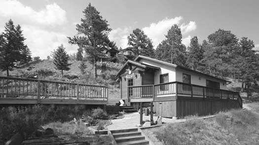 Hombu dojo du Takamura ha Shindo Yoshin ryu à Evergreen, Colorado (USA)