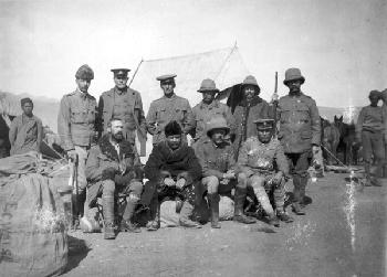 L'équipée militaire au Tibet de Younghusband en 1904