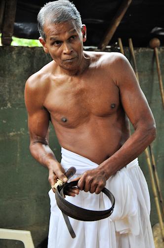 guru angampora sabre ceinture