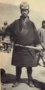 moine tibetain policier