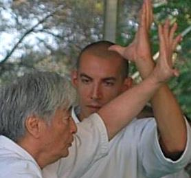 Yamada sensei et Farouk