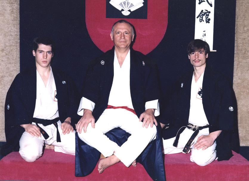 Thierry, Henry et Pascal Plée