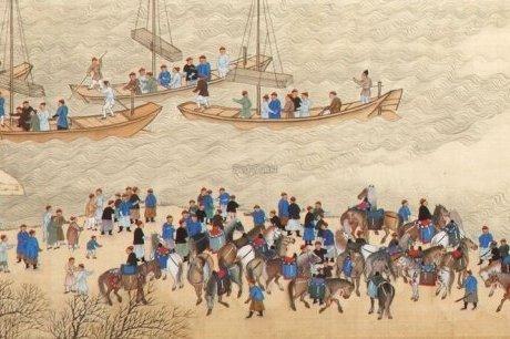 36 familles chinoises commerce okinawa