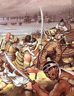 Mongols_défense cotière