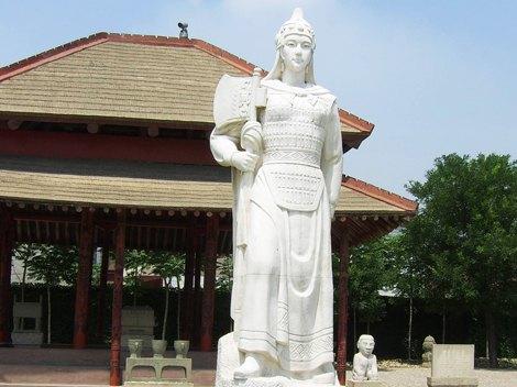 Statue Fu Hao