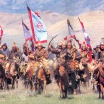 charge cavalerie mongole
