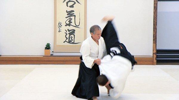 Guillaume&Miyamoto-hombu-dojo