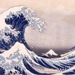 Hokusai la vague
