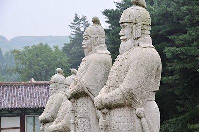 generaux coréens