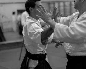 Michaël et Sébastien : le duo de choc de l'aïkido belge