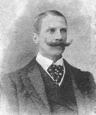 Portrait Barton Wright