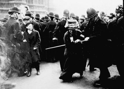 suffragette jiujutsu