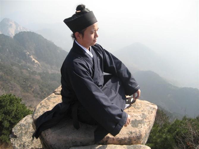 guerrier méditation
