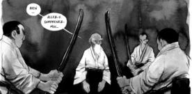 O Sensei: une BD sur le fondateur de l'aïkido