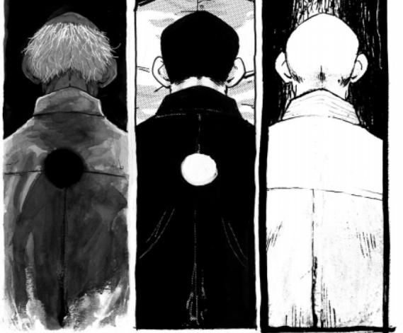 O sensei trois styles