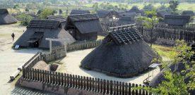 Les châteaux japonais 1 : les premières fortifications