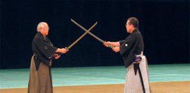 Kenjutsu : école Itto Ryu