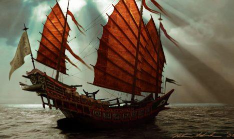 Wakō : terreur en mer de Chine – 2