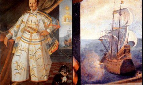 Le premier contact historique entre la France et le Japon